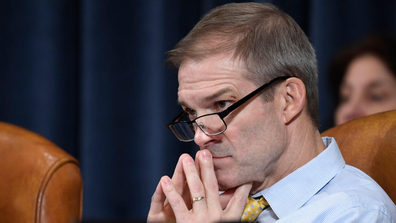 Jim Jordan's Big Idea: Enact FISA reform to fix 'system-wide problem'