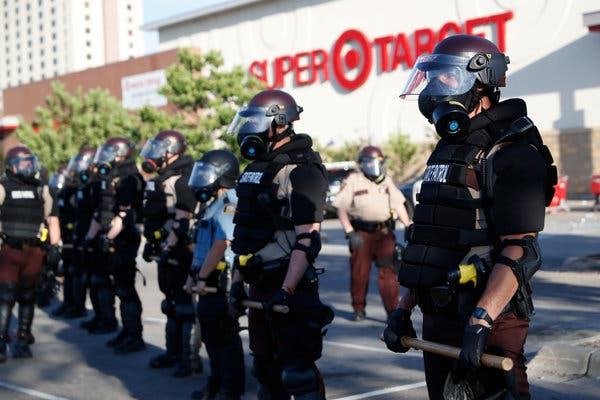 Retailers, Battered by Pandemic, Now Confront Protests