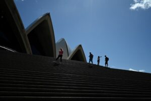 Pandemic set to shrink Australian economy in first quarter, worse yet to come
