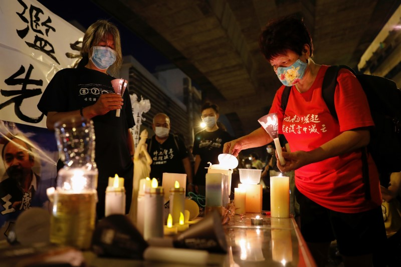 Candles to light up Hong Kong on fraught Tiananmen anniversary