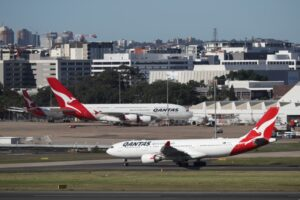 Qantas to boost domestic capacity to 15% of normal by end of June