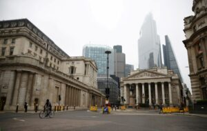 Pandemic raises hard questions for policymakers, Bank of England says