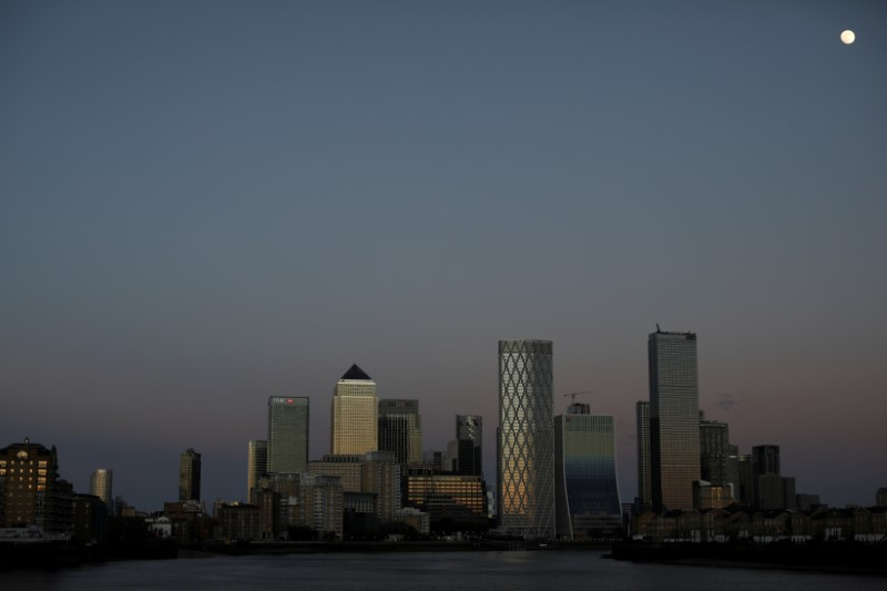 Britain checks whether financial firms are near collapse in pandemic