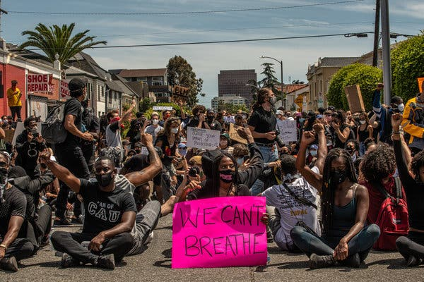 March Peacefully or 'Take the Streets'? Protesters Debate What Comes Next