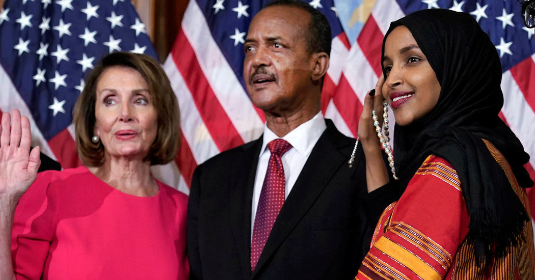 Rep. Ilhan Omar's Father Dies From Complications of Covid-19