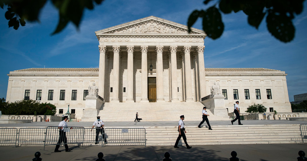 Supreme Court Stays Execution of Texas Inmate Over Issue of Spiritual Adviser