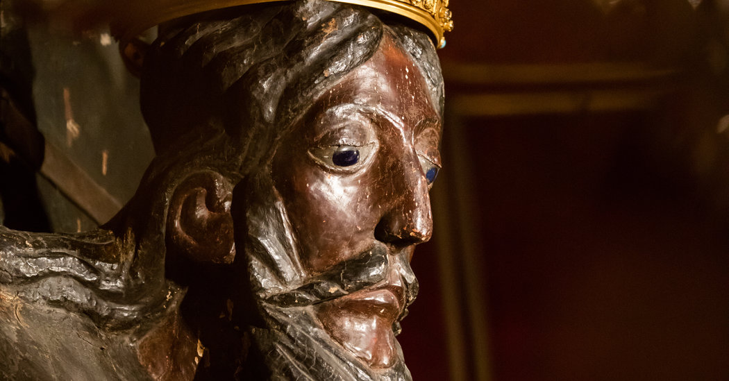 A Long Revered Relic Is Found to Be Europe's Oldest Surviving Wooden Statue