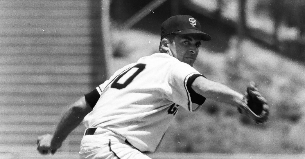 Mike McCormick, Comeback Cy Young Award Winner, Dies at 81