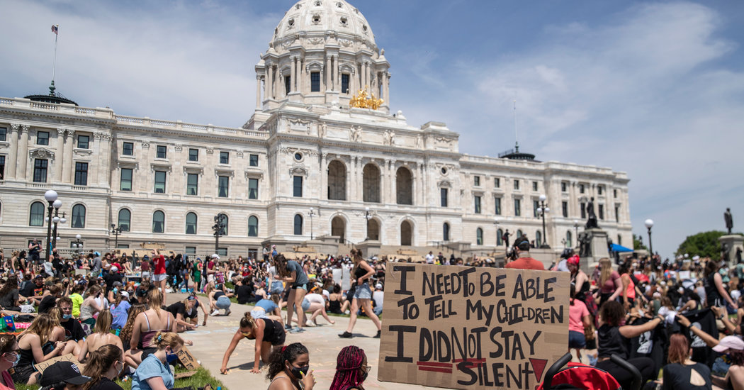 Protesters Demanded Police Reform. Minnesota Lawmakers Left Without Passing a Bill.