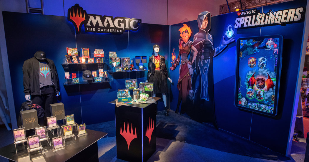 'Magic: The Gathering' Pulls Racist Playing Cards From Popular Game