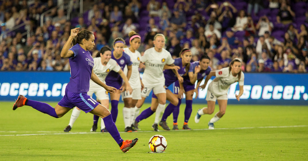 Orlando Pride Withdraw From N.W.S.L. Event After Positive Virus Tests