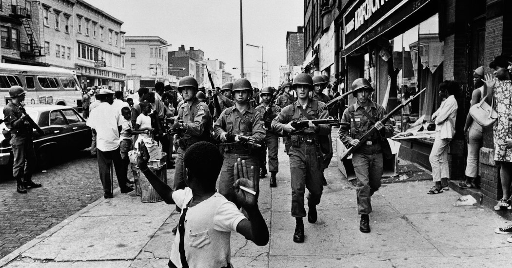 Racial Inequality Was Tearing the U.S. Apart, a 1968 Report Warned. It Was Ignored.   Retro Report