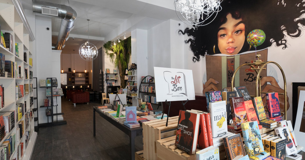 Overwhelmed With Orders, Some Black-Owned Bookstores Ask for Patience