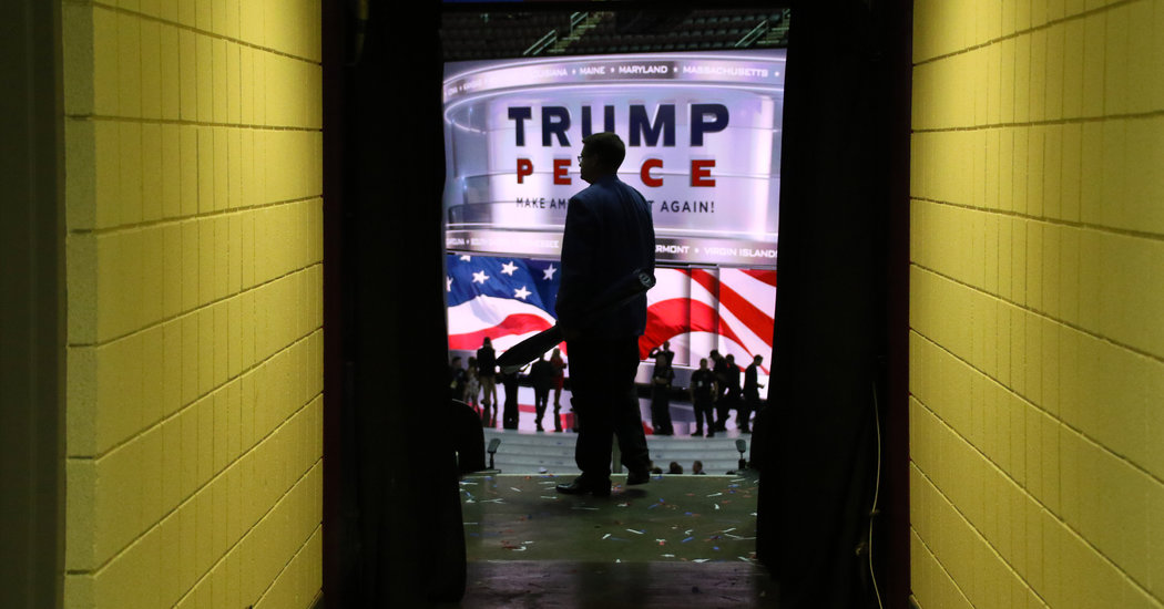 Republicans Weigh New Convention Site as Feud With Charlotte Escalates