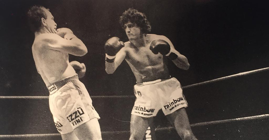 Angelo Rottoli, Italian Boxer and Man About Town, Dies at 61
