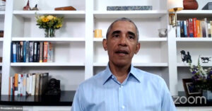 'I See Limitless Potential,' Obama says