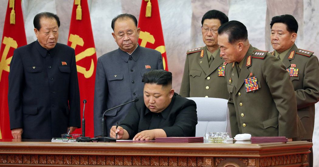North Korea Lashes Out at U.S., Saying China Is Eclipsing It