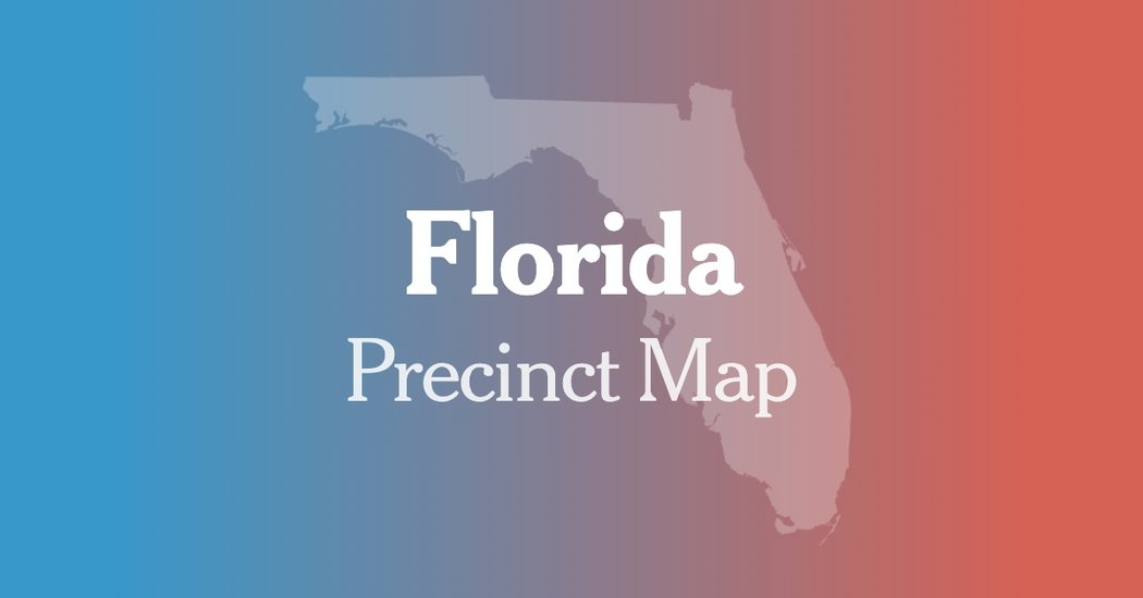Results: The Most Detailed Map of the Florida Democratic Primary