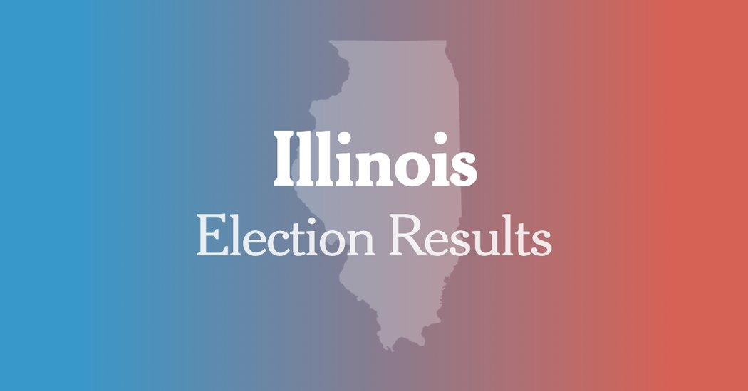 Illinois Democratic Primary Election Results: Eighth House District