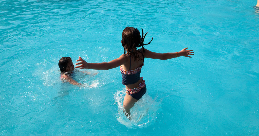 Is It Safe to Go to a Pool During Coronavirus?