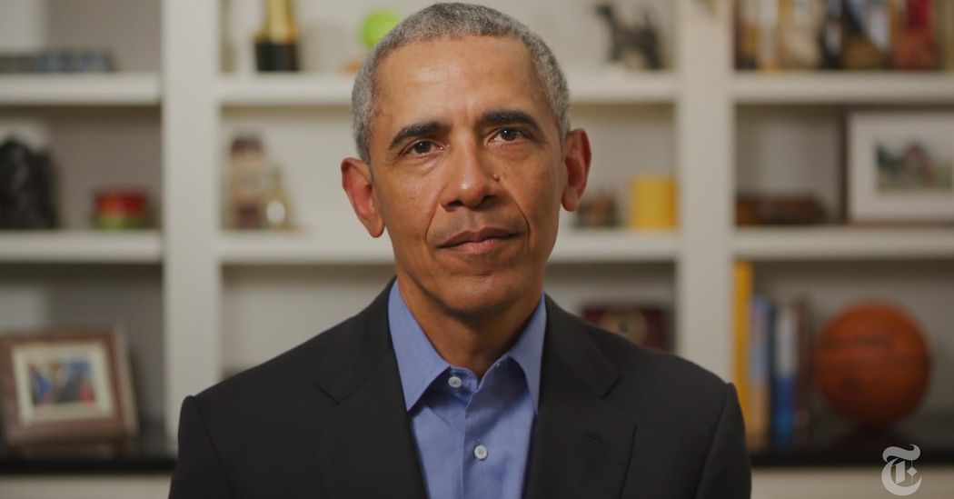 Obama Will Address George Floyd Protests in Online Town Hall