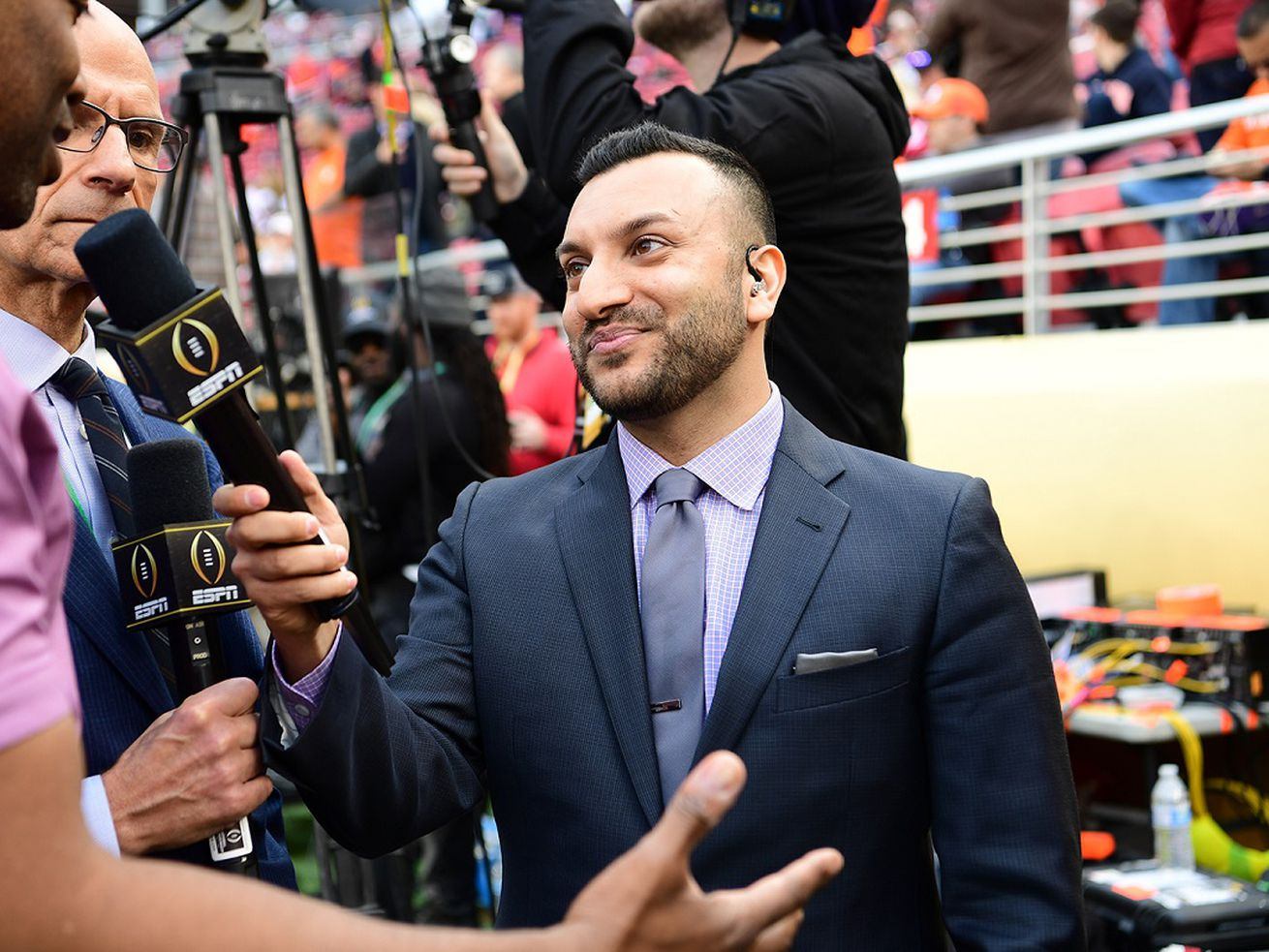 Bulls announce that Adam Amin will replace retired announcer Neil Funk