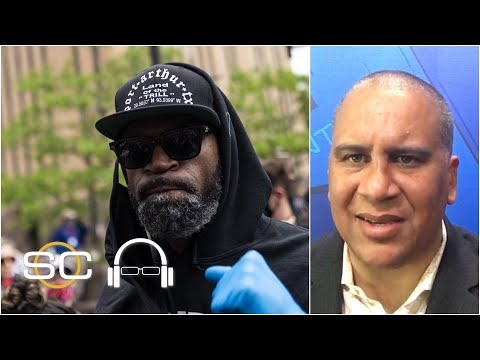 The NBA community's response to the George Floyd protests | SC with SVP