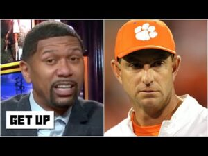 Jalen Rose calls out Dabo Swinney after Danny Pearman apologizes for 2017 slur | Get Up