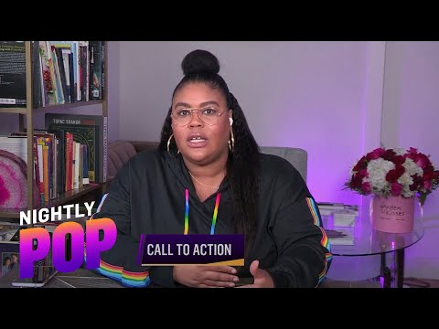"""Nina Parker Reacts to Her Call to Action Going Viral – """"Nightly Pop"""" 6/3/2020   E! News"""