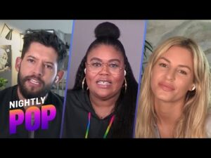 "The Entire World Stands in Support of Black Lives Matter – ""Nightly Pop"" 6/3/2020 