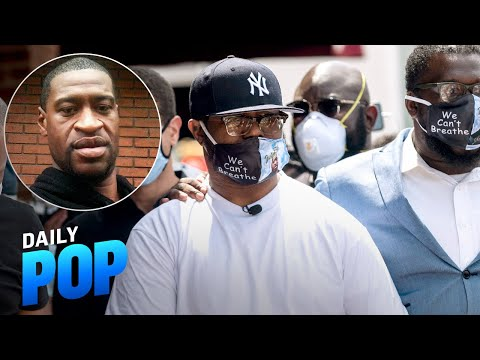 George Floyd's Brother Terrence Speaks Out   Daily Pop   E! News