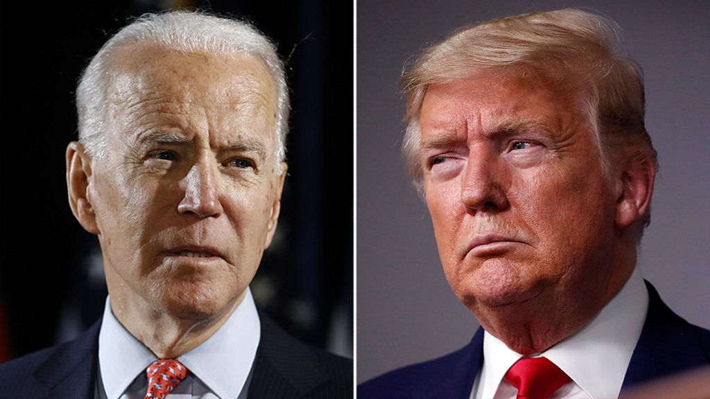 Trump alleges Biden campaign staff helping get 'Anarchists out of jail'