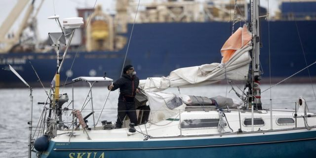 Argentinian crosses Atlantic by boat to reunite with parents during pandemic
