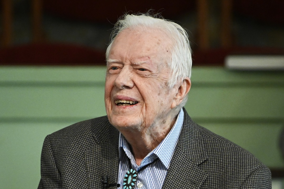 Jimmy Carter the latest former president to weigh in on George Floyd, says violence 'is not a solution'