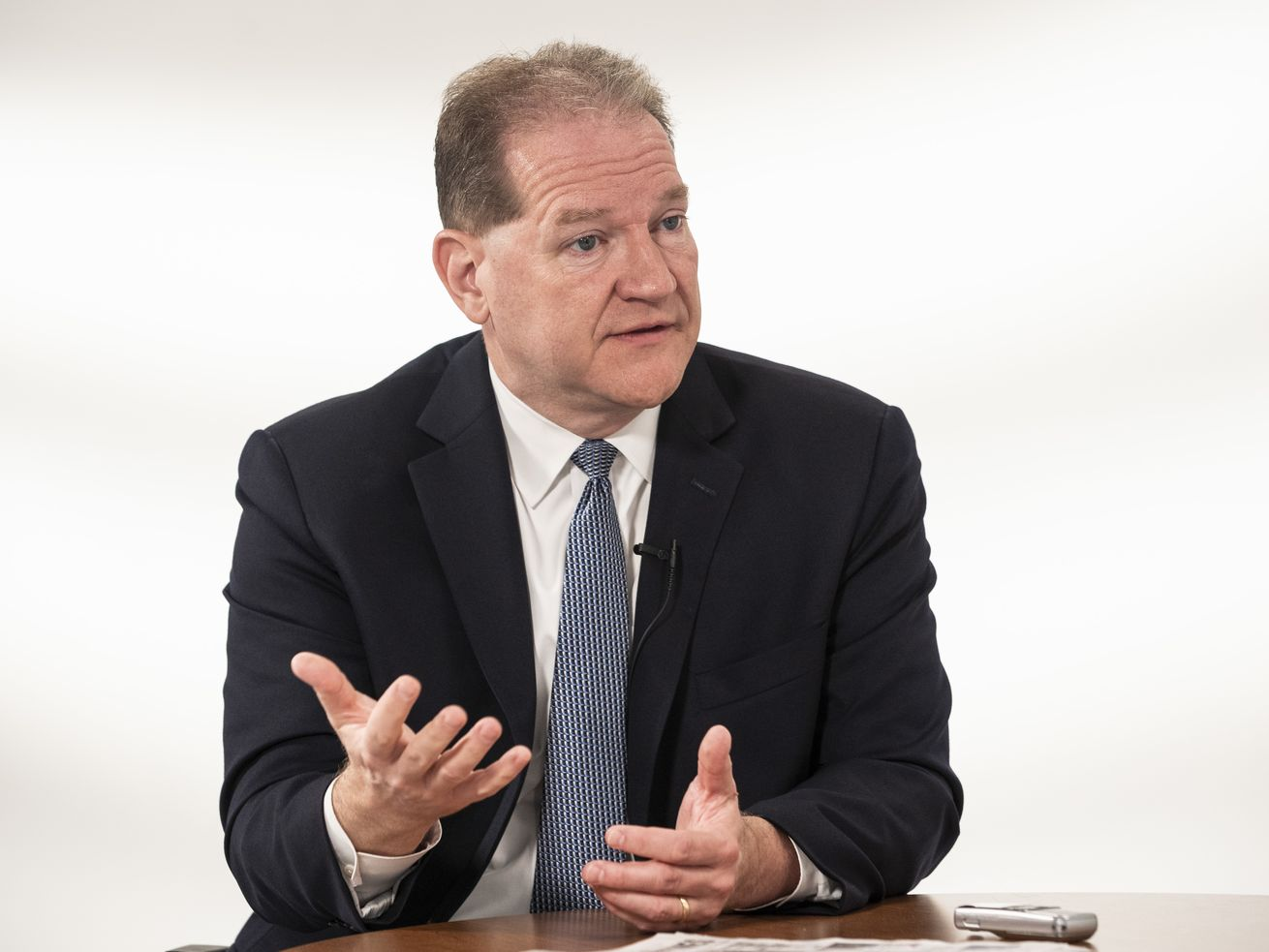 Fran Spielman interviews Chicagoland Chamber of Commerce president and CEO Jack Lavin