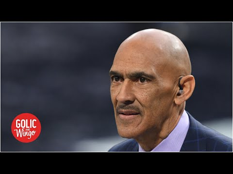 Tony Dungy responds to Vic Fangio's comments on racism in the NFL | Golic and Wingo