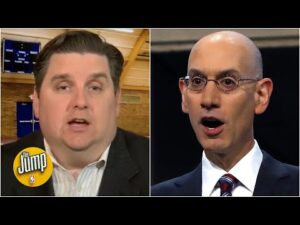 It's not fair! – Brian Windhorst on the NBA's 22-team format to finish the 2019-20 season   The Jump