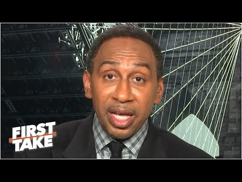 The NFL should be committed to provoking real change – Stephen A. | First Take