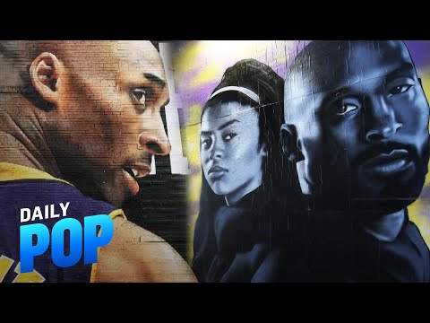 Kobe Bryant Murals Remain Untouched Amid Protests | Daily Pop | E! News
