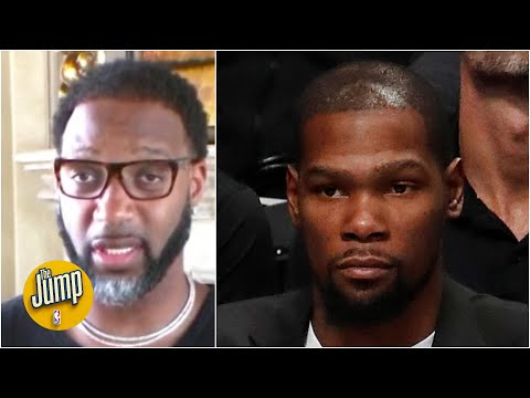 There's no way I would play Kevin Durant when the NBA restarts! – Tracy McGrady   The Jump