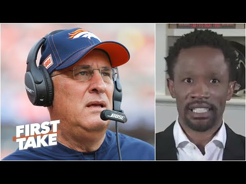 Why Domonique Foxworth doesn't agree with Vic Fangio's comments about racism in the NFL | First Take