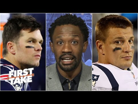 The Brady-Gronk combo shouldn't be feared by NFL defenses – Domonique Foxworth   First Take
