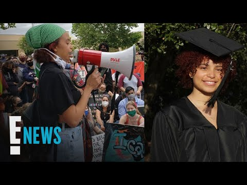 Teen Activist Organizes Peaceful BLM Protest Amidst Adversity | E! News