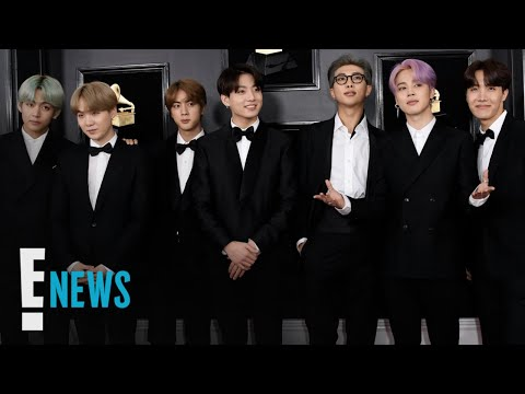 How BTS & K-Pop Fandoms Are Fighting for Racial Justice | E! News