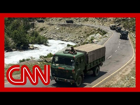 Chinese and Indian soldiers clash along disputed Himalayan border