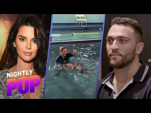 """Kendall's Cheat Meal, That Swimming Baby & A """"Love Is Blind"""" Twist – """"Nightly Pop"""" 6/24/20 