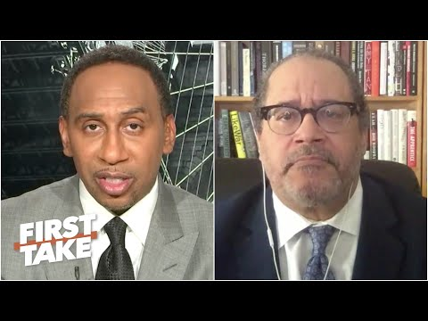 Stephen A. & Dr. Michael Eric Dyson discuss Americans protesting for change | First Take