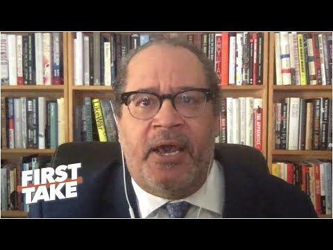 Dr. Michael Eric Dyson reacts to protests in the aftermath of George Floyd's death | First Take