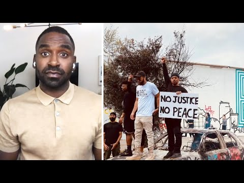 Justin Sylvester Shares His Peaceful Protest Experience