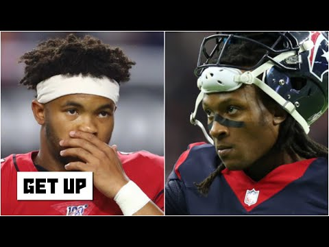 The top five new QB-WR duos in the NFL   Get Up